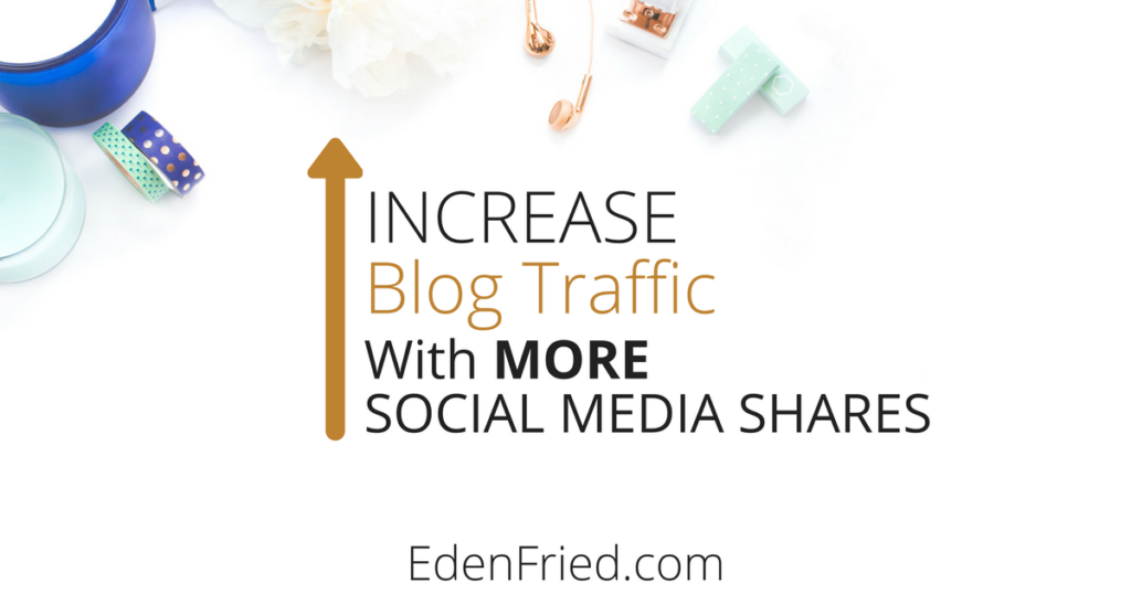 HOW TO DRIVE TRAFFIC TO YOUR BLOG
