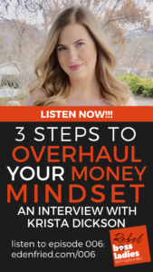 3 steps to overhaul your money mindest
