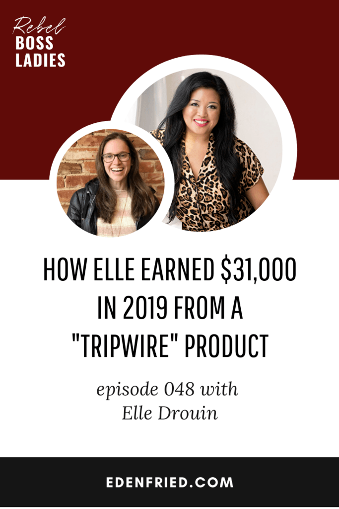 How Elle Earned $31,000 in 2019 From a